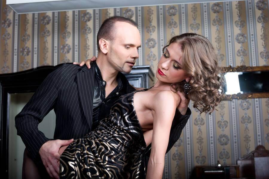 Tango argentyńskie od podstaw